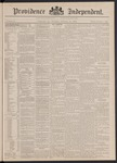 Providence Independent, V. 18, Thursday, February 16, 1893, [Whole Number: 922] by Providence Independent