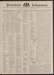 Providence Independent, V. 18, Thursday, February 23, 1893, [Whole Number: 923]