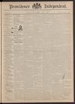 Providence Independent, V. 18, Thursday, April 6, 1893, [Whole Number: 929]
