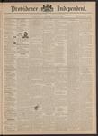 Providence Independent, V. 18, Thursday, April 20, 1893, [Whole Number: 931]