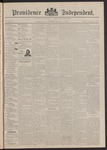 Providence Independent, V. 19, Thursday, September 7, 1893, [Whole Number: 951]