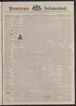 Providence Independent, V. 19, Thursday, September 14, 1893, [Whole Number: 952]