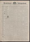 Providence Independent, V. 19, Thursday, September 28, 1893, [Whole Number: 954]
