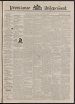 Providence Independent, V. 19, Thursday, October 12, 1893, [Whole Number: 956] by Providence Independent