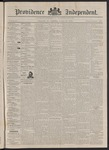 Providence Independent, V. 19, Thursday, October 26, 1893, [Whole Number: 958] by Providence Independent