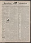 Providence Independent, V. 19, Thursday, November 9, 1893, [Whole Number: 960]
