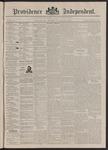 Providence Independent, V. 19, Thursday, November 16, 1893, [Whole Number: 961]