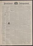 Providence Independent, V. 19, Thursday, November 30, 1893, [Whole Number: 963]