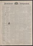 Providence Independent, V. 19, Thursday, December 7, 1893, [Whole Number: 964]