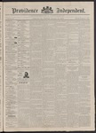 Providence Independent, V. 19, Thursday, January 25, 1894, [Whole Number: 971]