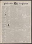 Providence Independent, V. 19, Thursday, April 5, 1894, [Whole Number: 981]