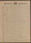 Providence Independent, V. 20, Thursday, January 24, 1895, [Whole Number: 1022]