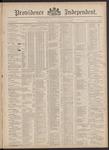 Providence Independent, V. 20, Thursday, February 21, 1895, [Whole Number: 1026]