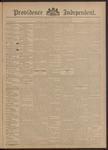 Providence Independent, V. 20, Thursday, December 27, 1894, [Whole Number: 1018]
