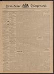 Providence Independent, V. 20, Thursday, April 4, 1895, [Whole Number: 1033]