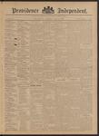 Providence Independent, V. 20, Thursday, April 11, 1895, [Whole Number: 1034]