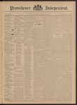 Providence Independent, V. 20, Thursday, May 16, 1895, [Whole Number: 1039]