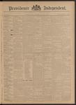 Providence Independent, V. 21, Thursday, June 13, 1895, [Whole Number: 1042]