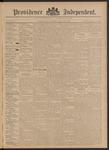 Providence Independent, V. 21, Thursday, June 20, 1895, [Whole Number: 1043]