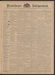 Providence Independent, V. 21, Thursday, July 18, 1895, [Whole Number: 1047]