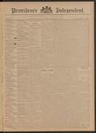 Providence Independent, V. 21, Thursday, November 28, 1895, [Whole Number: 1066]