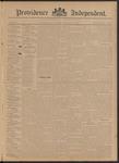 Providence Independent, V. 21, Thursday, December 26, 1895, [Whole Number: 1070]