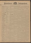 Providence Independent, V. 21, Thursday, April 23, 1896, [Whole Number: 1087]