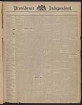 Providence Independent, V. 22, Thursday, June 11, 1896, [Whole Number: 1094]