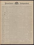 Providence Independent, V. 22, Thursday, July 2, 1896, [Whole Number: 1097]