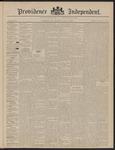 Providence Independent, V. 22, Thursday, July 9, 1896, [Whole Number: 1098]