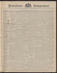 Providence Independent, V. 22, Thursday, August 13, 1896, [Whole Number: 1103]
