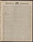Providence Independent, V. 22, Thursday, September 3, 1896, [Whole Number: 1106]