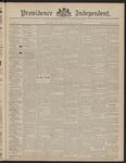 Providence Independent, V. 22, Thursday, October 29, 1896, [Whole Number: 1114]