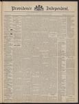 Providence Independent, V. 22, Thursday, November 5, 1896, [Whole Number: 1115]