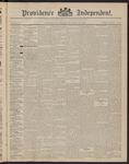 Providence Independent, V. 22, Thursday, November 12, 1896, [Whole Number: 1116]