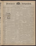 Providence Independent, V. 22, Thursday, December 17, 1896, [Whole Number: 1121]