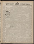 Providence Independent, V. 22, Thursday, January 7, 1897, [Whole Number: 1124]
