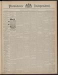 Providence Independent, V. 22, Thursday, January 28, 1897, [Whole Number: 1127]