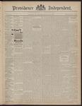 Providence Independent, V. 22, Thursday, February 25, 1897, [Whole Number: 1131]