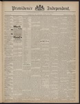 Providence Independent, V. 22, Thursday, March 25, 1897, [Whole Number: 1135]