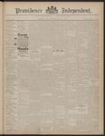 Providence Independent, V. 22, Thursday, April 1, 1897, [Whole Number: 1136]