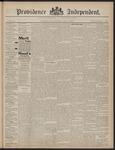Providence Independent, V. 22, Thursday, April 8, 1897, [Whole Number: 1136]