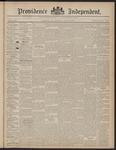 Providence Independent, V. 22, Thursday, April 22, 1897, [Whole Number: 1138]