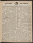 Providence Independent, V. 22, Thursday, May 6, 1897, [Whole Number: 1140]