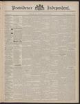 Providence Independent, V. 23, Thursday, June 10, 1897, [Whole Number: 1145]