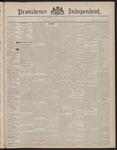 Providence Independent, V. 23, Thursday, July 1, 1897, [Whole Number: 1148]