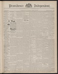 Providence Independent, V. 23, Thursday, August 26, 1897, [Whole Number: 1156]