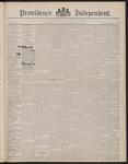 Providence Independent, V. 23, Thursday, September 2, 1897, [Whole Number: 1157]