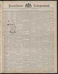 Providence Independent, V. 23, Thursday, September 23, 1897, [Whole Number: 1160]
