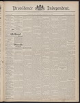 Providence Independent, V. 23, Thursday, September 30, 1897, [Whole Number: 1161]